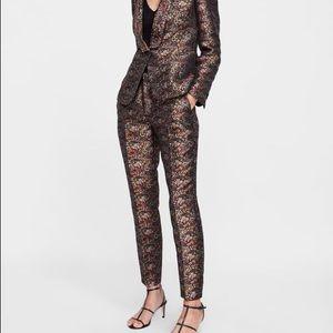 NEW Zara Basic Trousers | XS